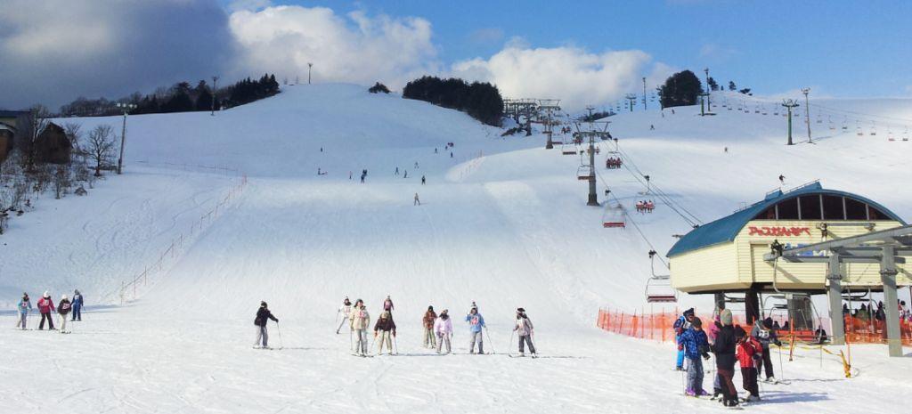 「アップかんなべスキー場」の画像検索結果